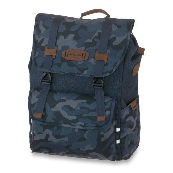 Školní batoh Walker Rover Tramper Blue 44057f35c4