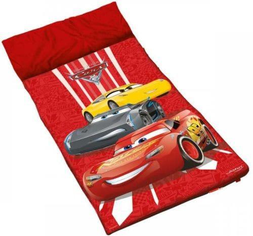 John Dětský spací pytel Cars látkový dětský spacák