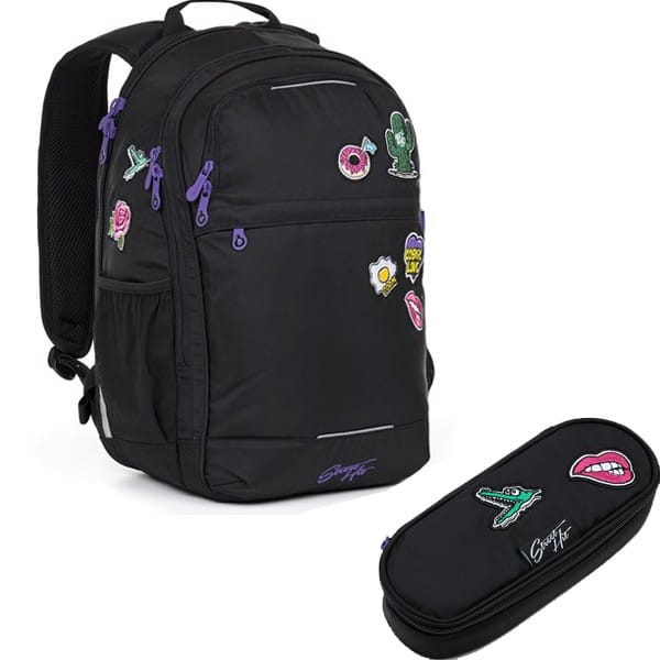 8454b732c8b Studentský batoh Topgal RUBI17007 G SET SMALL