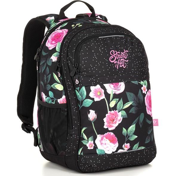 Studentský batoh Topgal RUBI 18025 G a doprava zdarma f154c0835c