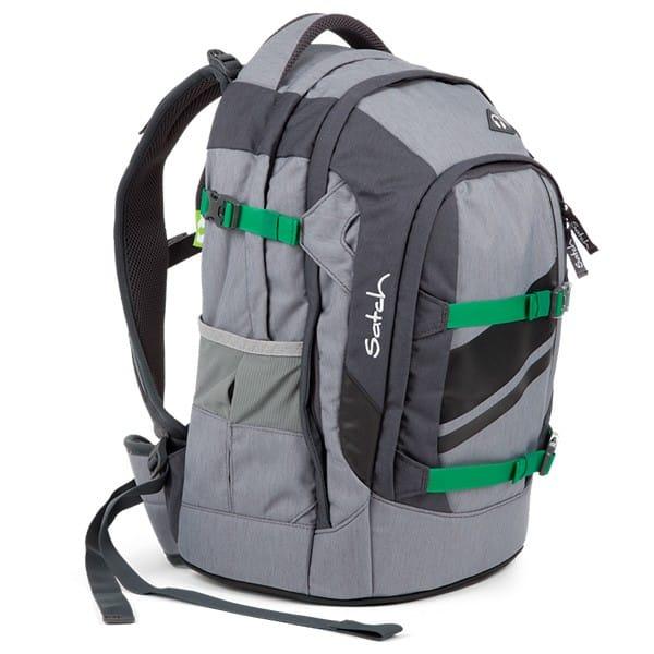 Školní batoh Satch Blazing Grey a doprava zdarma