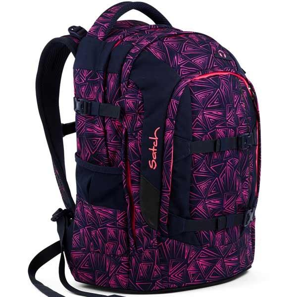 Školní batoh Ergobag Satch Pink Bermuda + doprava zdarma 043526f428