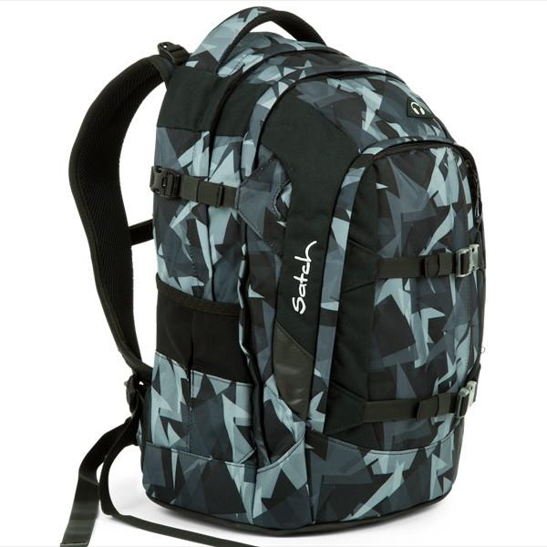 Školní batoh Satch Gravity Grey a doprava zdarma