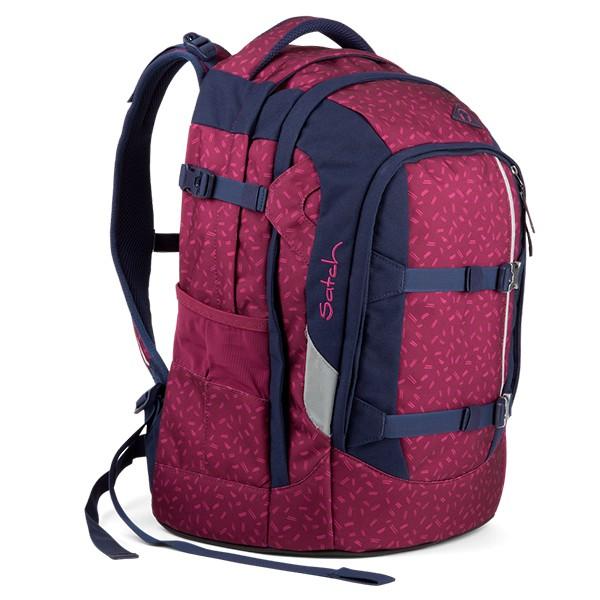 Školní batoh Satch Blazing Purple a doprava zdarma