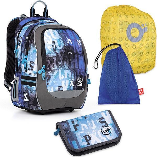 Školní batoh Topgal CODA17006 B SET LARGE