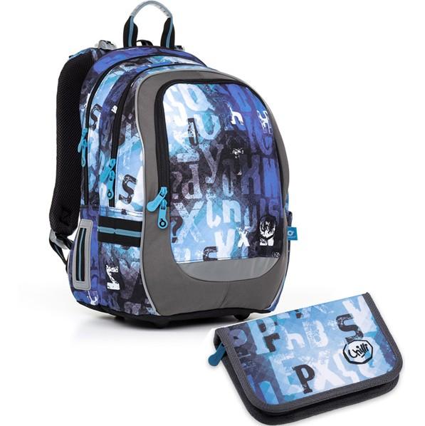Školní batoh Topgal CODA17006 B SET SMALL