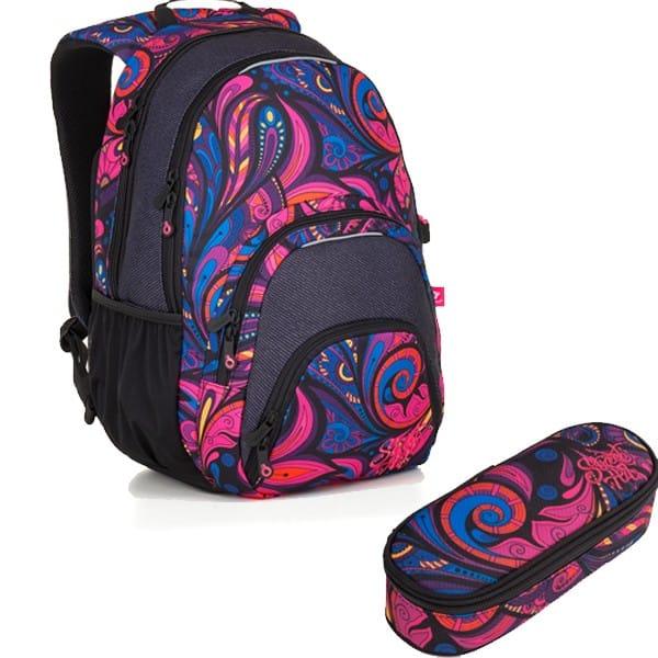 Studentský batoh Topgal SIAN 18031 G SET SMALL a doprava zdarma 6101021ee1
