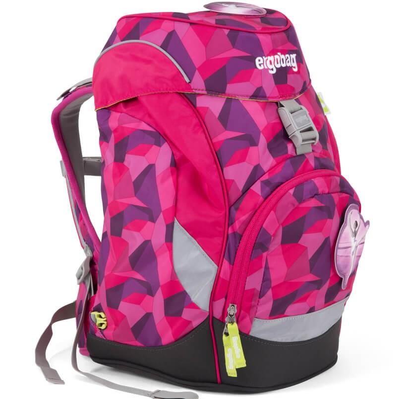 ec15e3aed0 Školní batoh Ergobag prime purpurový a doprava zdarma
