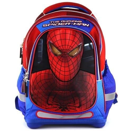 Target batoh Spiderman 3D nášivka