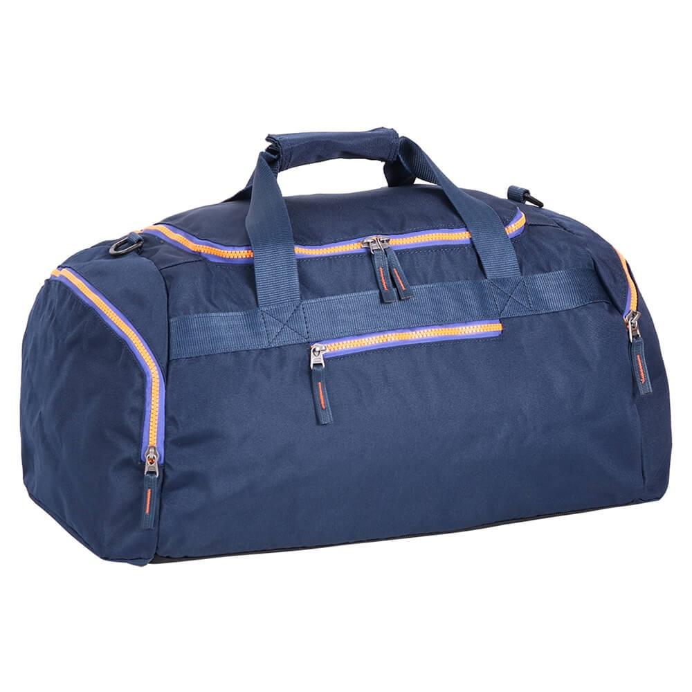 Sportovní cestovní taška Spirit dívčí modrá