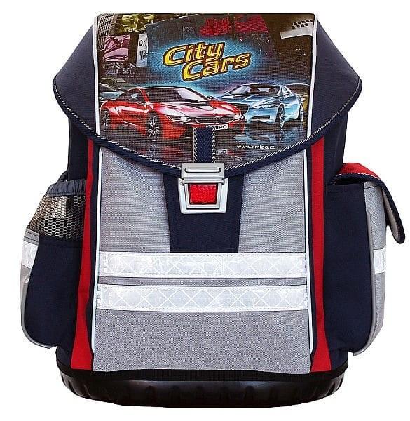 Školní aktovka Emipo Ergo One City Cars 38f46c326f