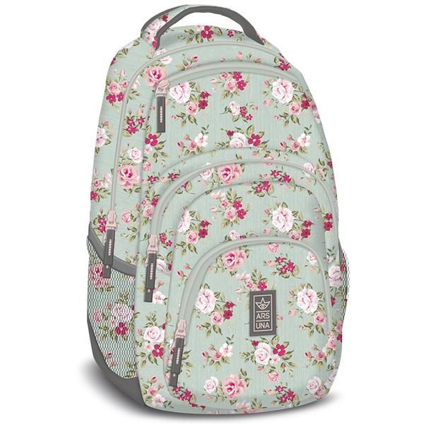 Školní batoh Ars Una Vintage Rose AU2