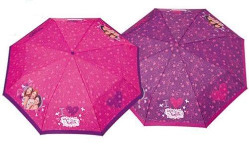 Deštník Violetta skládací