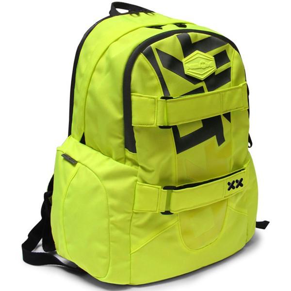 c68844531be Školní (studentský) batoh NEON žlutý
