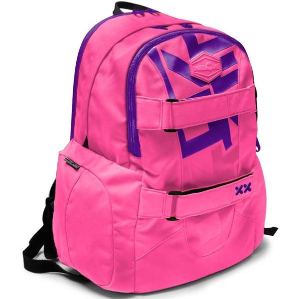 975f95bf7c4 Školní (studentský) batoh NEON fuchsiový
