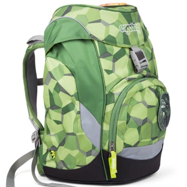 Školní batoh Ergobag prime zelený a doprava zdarma b681bc029c