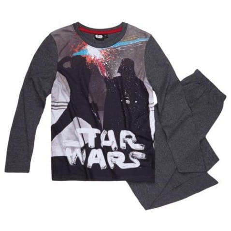 e9a40e54a33 Pyžamo Star Wars DR šedé