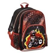 Kvalitní školní aktovky a batohy pro prvňáčky v barvě červená ... a2c9bac129