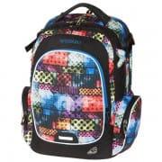 Kvalitní studentské školní batohy pro dívky  0914ad100e
