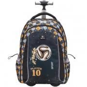 Kvalitní školní batohy a aktovky v motivu fotbal  5966c3a4db