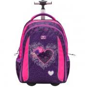 Školní batoh Belmil 338-45 Misty na kolečkách 304d61b417