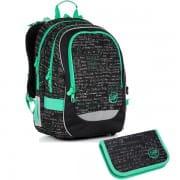 Dětské školní batohy pro první stupeň Topgal  0c5d08297d