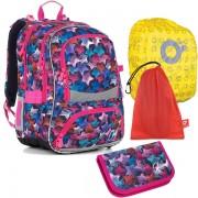 Školní batoh Topgal CHI 867 D SET LARGE 1a0386d8f2