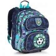 Kvalitní školní aktovky a batohy pro prvňáčky Topgal  1cbb15adc5