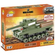 Stavebnice COBI World of Tanks Nano Tank IS-2