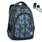 Školní batohy pro 2. stupeň Bagmaster  7cff52bf1d