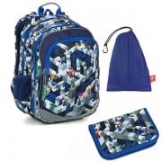 Dětské školní aktovky a batohy do školy Topgal  12a685e226