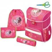 3ac292fa5e4 Kvalitní školní batohy a aktovky v motivu koně
