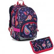 Dětské školní aktovky a batohy do školy Topgal v barvě fialová ... ded2dde314
