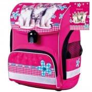 2e4fba1a779 Kvalitní školní aktovky a batohy pro prvňáčky v motivu kočky ...