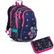 Školní batoh Topgal LYNN 19008 G SET SMALL c9b0e7b9f1