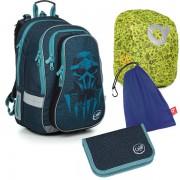 385b686d5dc Kvalitní školní batohy a aktovky v barvě modrá