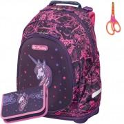 11c751e4f8 Kvalitní školní batohy a aktovky v motivu koně
